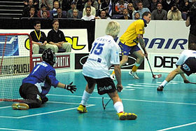 Image illustrative de l'article Floorball