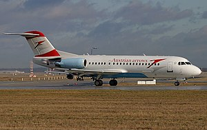 Fokker 70 (F-28-0070), Austrian Arrows (Tyrolean Airways) AN0507656.jpg