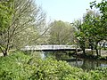 Footbridge at Kingsmead over the Great Stour. - geograph.org.uk - 1269989.jpg