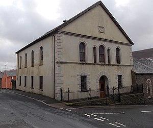 Mountain Ash, Rhondda Cynon Taf - Bethania Chapel
