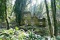 Former habitation on the Undercliff - geograph.org.uk - 1086693.jpg