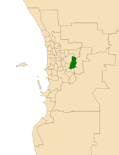 Electoral district of Forrestfield state electoral district of Western Australia