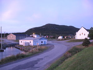 Fox Harbour, Newfoundland and Labrador - Image: Fox Harbour Community