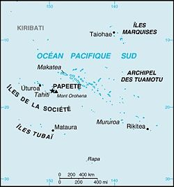 Franska Polynesien Wikipedia
