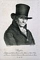 François Chaussier. Lithograph by C. Motte after Dutertre. Wellcome V0001087.jpg