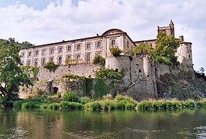 Haute-Loire - Image: France Lavoute Chilhac 01