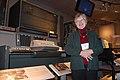 Frances Allen, IBM 7030, CHM 2011.jpg