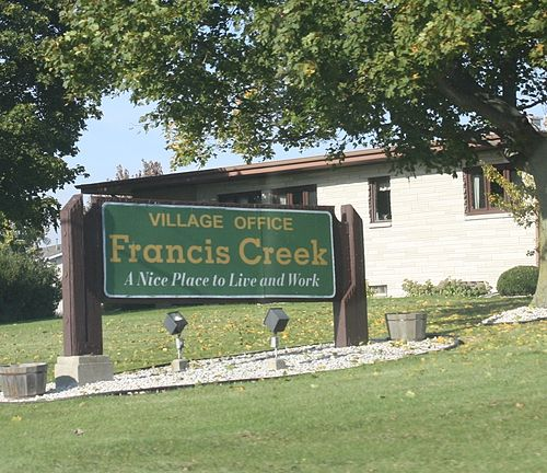Francis Creek chiropractor