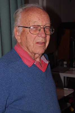 Sir Francis Graham-Smith in 2009