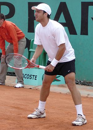 Franco Squillari - Image: Franco Squillari RG 2005