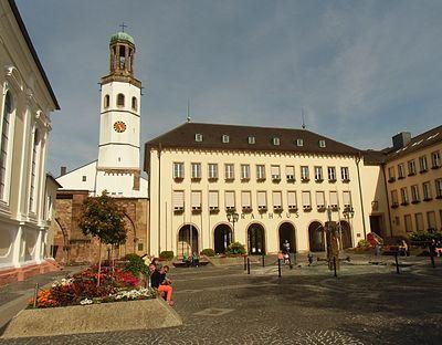 Frankenthal (Pfalz) Marktplatz.JPG