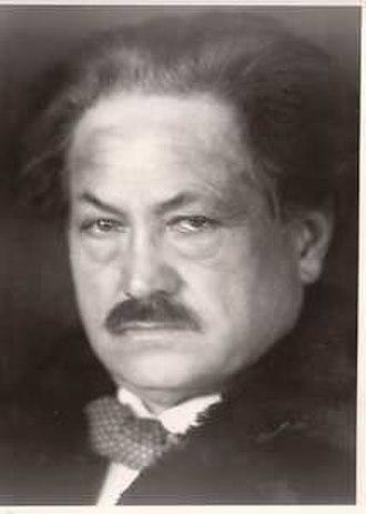 František Ondříček - František Ondříček