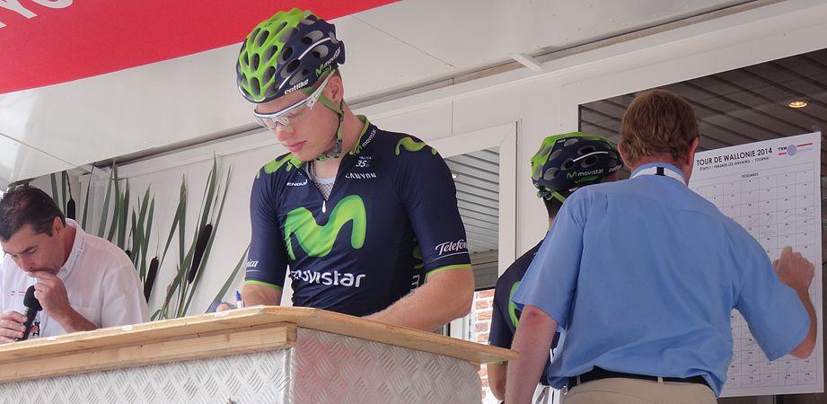 Frasnes-lez-Anvaing - Tour de Wallonie, étape 1, 26 juillet 2014, départ (B143).JPG
