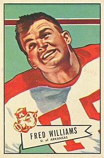 Fred Williams (defensive lineman)