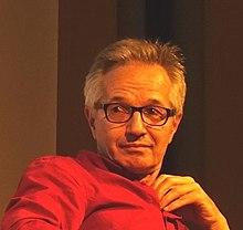 Frédéric Pagès à la Bibliothèque Mériadeck de Bordeaux vom 17. Oktober 2018