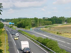 Image illustrative de l'article Autoroute A26 (France)