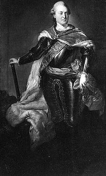 Kurfürst Friedrich AugustIII. von Sachsen (Quelle: Wikimedia)