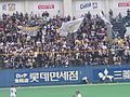 Fukuoka SoftBank Hawks Cheering party20100424.JPG