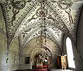Gökhems kyrka Interior Takmålningar 2010-07-16 Bild 1.jpg