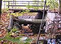 Gömmarbäcken Vårby alle 2010.jpg