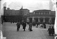 Görlitz - alter Bahnhof mit Erweiterungsbau - Robert Scholz.jpg