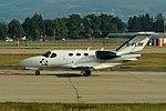 G-FLBK Cessna 510 Citation Mustang C510 - VIP (29376994073).jpg