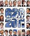 G20 heads of government - Caricatures (September 2011) (6136959664).jpg
