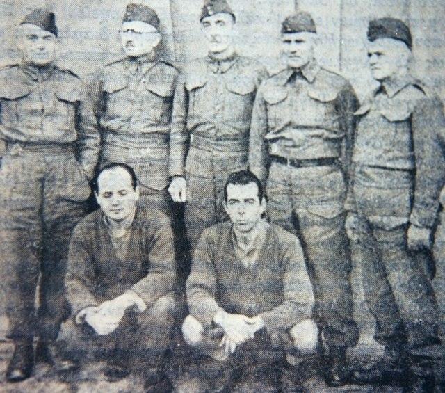 GENERALS -DACHAU-1944