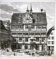 G Theuerkauf nach P Sinner - Rathaus 1877.jpg