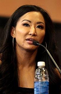 Gail Kim Canadian professional wrestler, model and actress