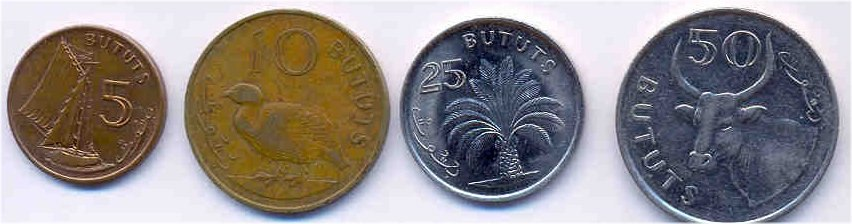 Gambia-bututs