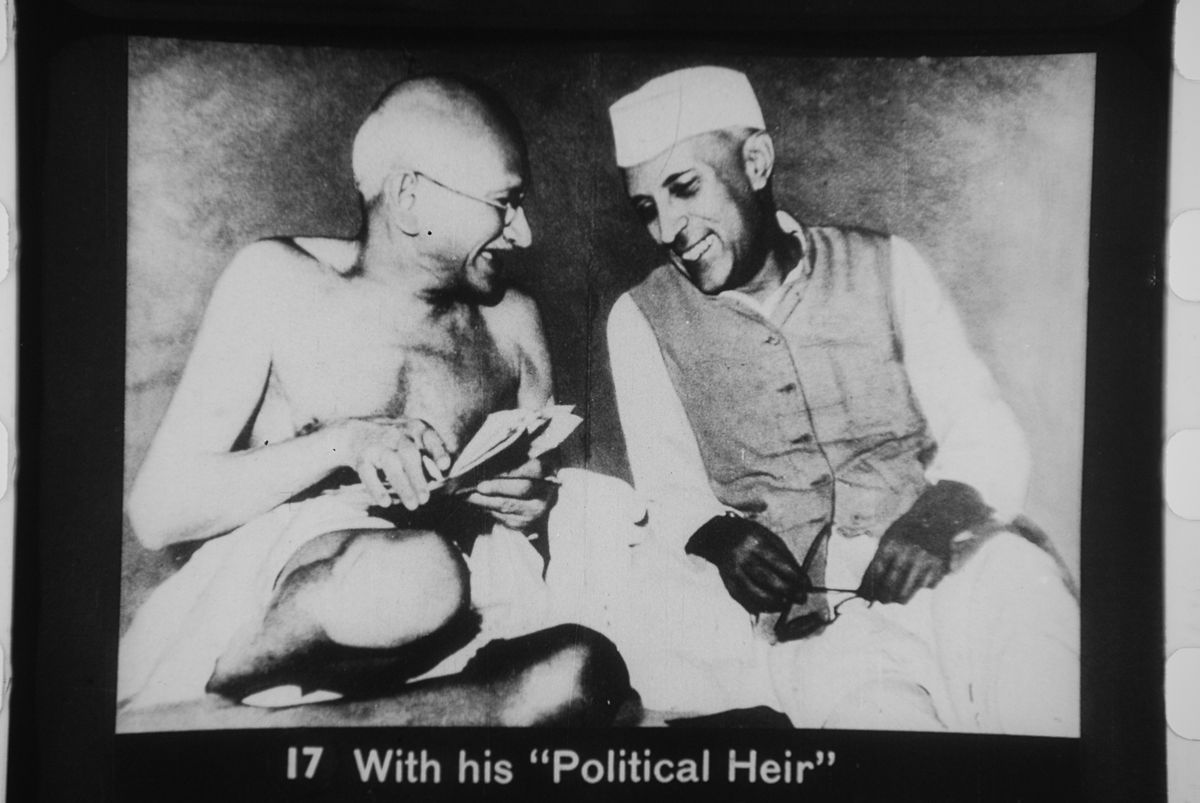 gandhni and nehru similar views and actions essay Indira gandhi was born november 11, 1917 to the parents jawaharl and kamala nehru she came from a family of power, as both parents were prime ministers of india, and her mother was a freedom fighter indira gandhi or any similar topic specifically for you.