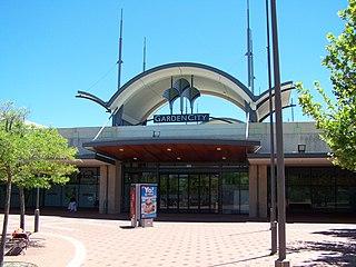 Westfield Booragoon major regional shopping centre in the city of Perth, Western Australia
