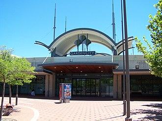Garden City (Booragoon) - Entrance to Garden City