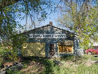 Gardena, North Dakota - Gardena Corner Service in Gardena