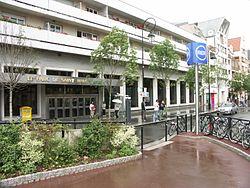 Station Le Parc de Saint-Maur