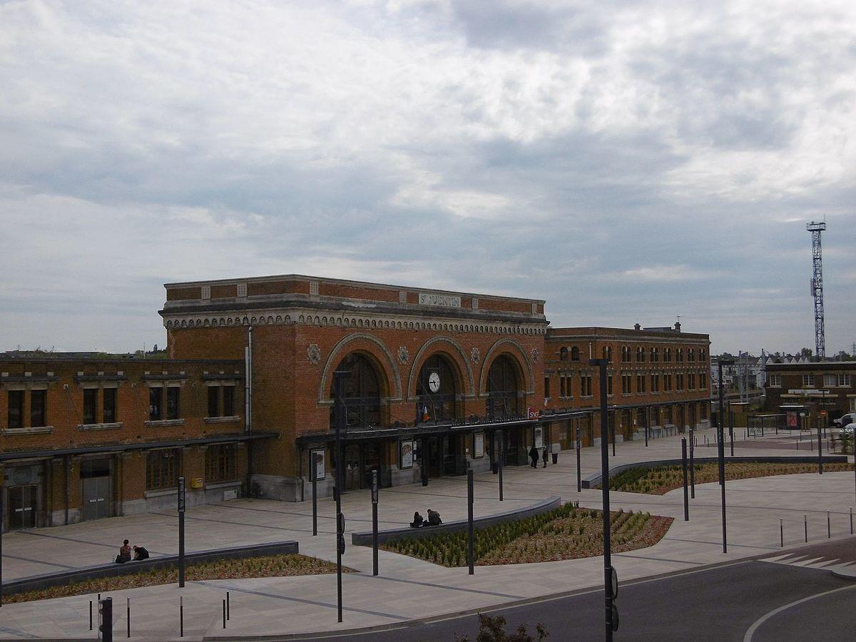 gare de saint
