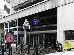 Estación de Nogent-sur-Marne