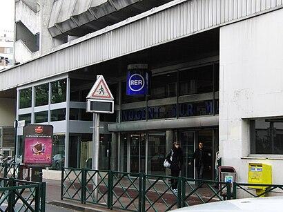 Comment aller à Nogent-Sur-Marne Rer à Paris en Bus, Métro, RER ...