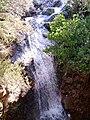Garganta LaTorrecilla Cascada 2009December27 SierraMadrona.jpg