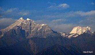Province No. 3 - Image: Garurishanker