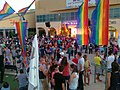 Gay Pride event in Be'er Sheva 10.jpg