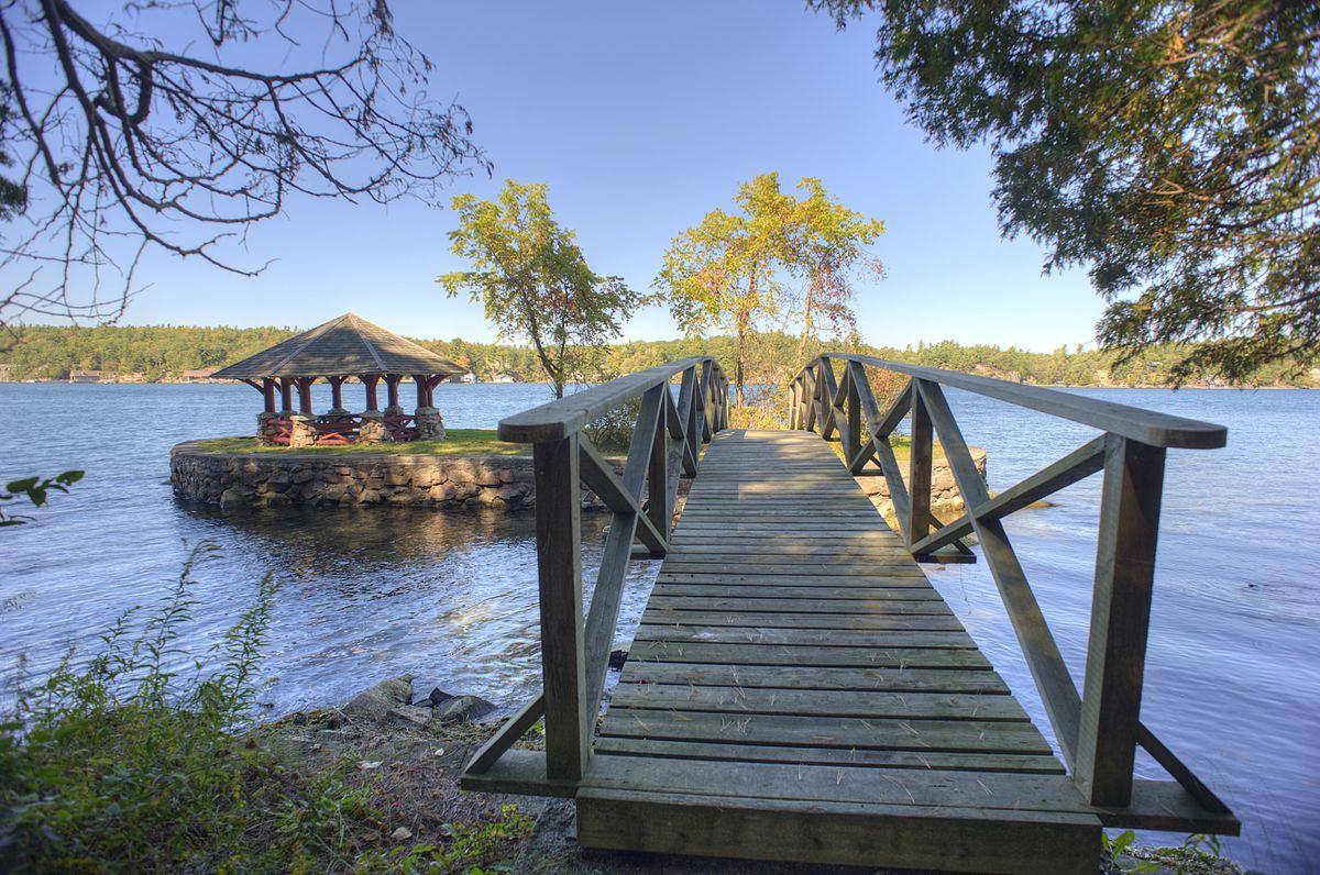 Parco nazionale delle thousand islands wikipedia for Gros morne cabine del parco nazionale