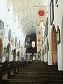 Gdańsk - Oliwa, bazylika archikatedralna, nawa główna DSCF7156.jpg