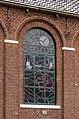 Gebrandschilderd raam in de kerk van Sondel, (zaalkerk uit 1870) 10-06-2020 (actm.) 01.jpg