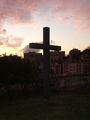 Genova-Santuario della Madonnetta-Croce.jpg