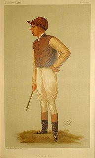 George Barrett (jockey) British jockey