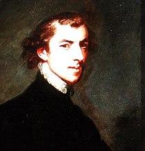 George Huddesford Self Portrait.JPG