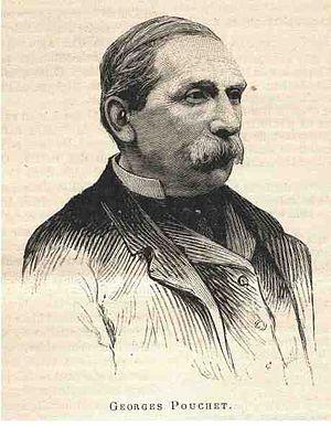 Georges Pouchet - Georges Pouchet