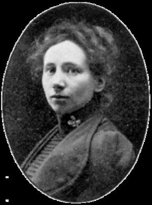 Gerda Ahlm - Gerda Maria Ahlm